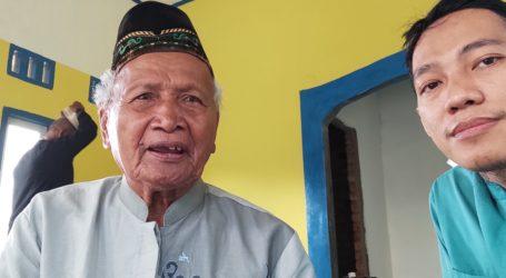 Rolex, Pendeta Lansia yang Muallaf di Usia 97 Tahun
