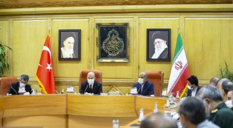 Iran-Turki Tanda Tangani Perjanjian Keamanan