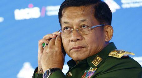 Pemimpin Junta Myanmar Protes Tak Disertakan dalam KTT ASEAN
