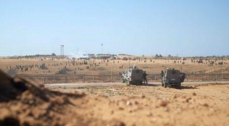 Tentara Israel Menyusup Terbatas ke Gaza