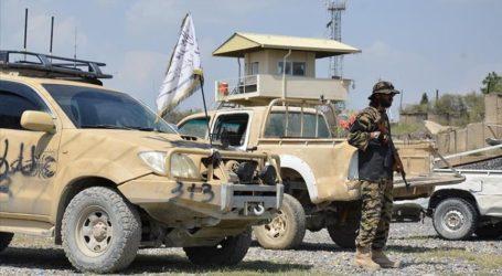 Serangan Granat Targetkan Kendaraan Taliban di Kabul