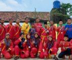 Tapak Suci Al-Fatah Ciamis Borong 11 Medali pada Ajang Kejurda Lampung Utara