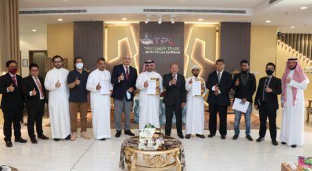 Lima Importir Saudi Teken Kontrak Dagang dengan Perusahaan Indonesia