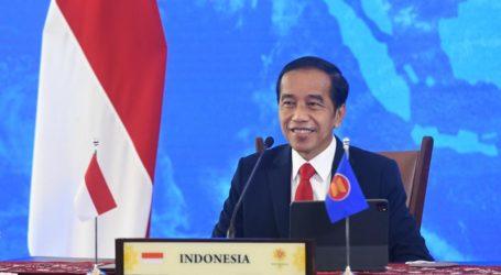 Jokowi: Penurunan Kasus COVID-19 di ASEAN Jadi Momentum Bangkit Bersama