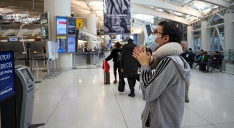 AS Izinkan Wisatawan Asing Masuk 8 November