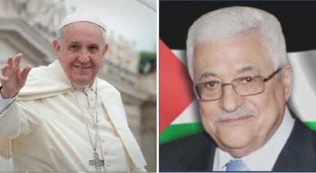Abbas kepada Paus: Penting Luncurkan Proses Politik untuk Akhiri Pendudukan