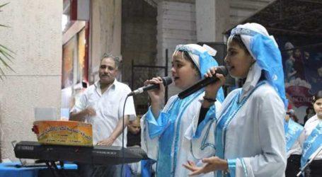 Klub Olahraga Mesir Peringati Maulid Nabi dengan Undang Pendeta Koptik