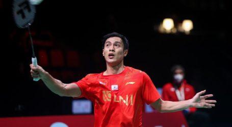 Thomas Cup 2021: Indonesia Menang Tipis 3-2 atas Thailand
