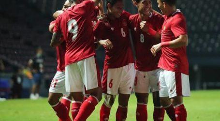 Taklukkan China Taipei, Indonesia Lolos Kualifikasi Piala AFC Asian Cup 2023