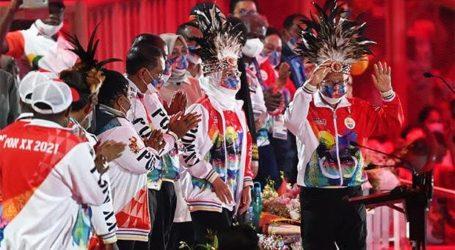 PON XX Papua 2021 Resmi Ditutup
