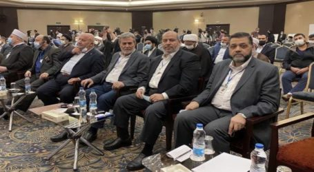 Hamas: Persatuan Umat Islam Suatu Kebutuhan Hadapi Tantangan