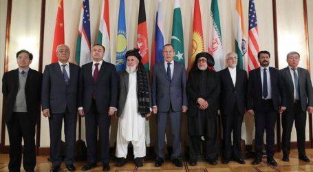 Pembicaraan Format Moskow tentang Afghanistan