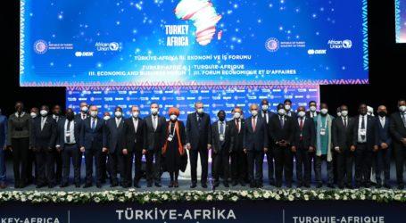 Turki dan Negara-Negara Afrika Tingkatkan Kemitraan Setara