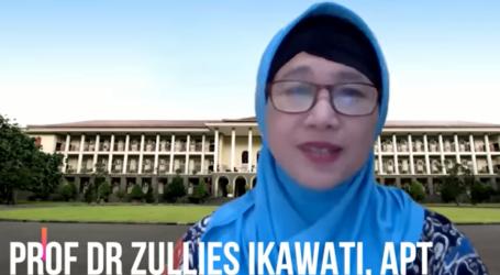 Prof Zullies Ikawati: Hadapi Covid-19, Sistem Imun Perlu Terus Dikuatkan