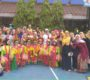 Semarak Gerakan Literasi di SMPN 178 Jakarta Bersama Kedubes Uzbekistan